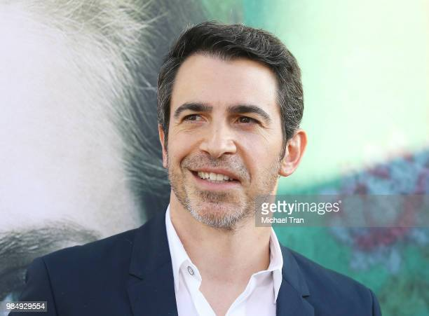 """Chris Messina arrives to Los Angeles premiere of HBO limited series """"Sharp Objects"""" held at ArcLight Cinemas Cinerama Dome on June 26, 2018 in..."""