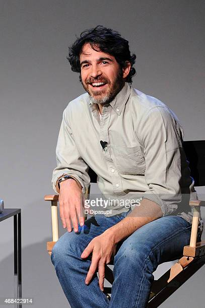 Chris Messina attends Apple Store Soho Presents Meet the Filmmaker Chris Messina 'Alex of Venice' at Apple Store Soho on April 2 2015 in New York City