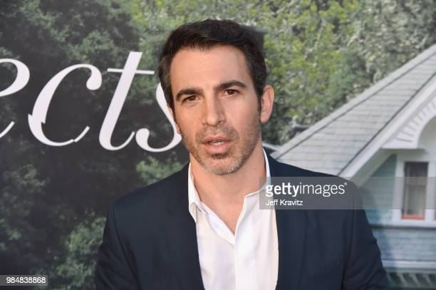Chris Messina attends HBO's Sharp Objects Los Angeles premiere at ArcLight Cinerama Dome on June 26, 2018 in Hollywood, California.