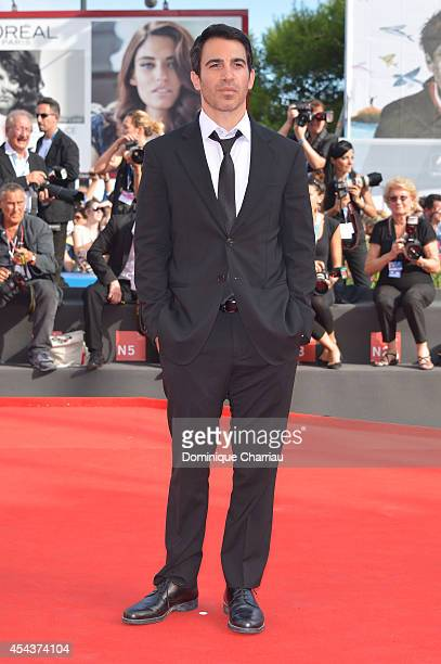 Chris Messina attends 'Manglehorn' Premiere during the 71st Venice Film Festival at Sala Grande on August 30 2014 in Venice Italy