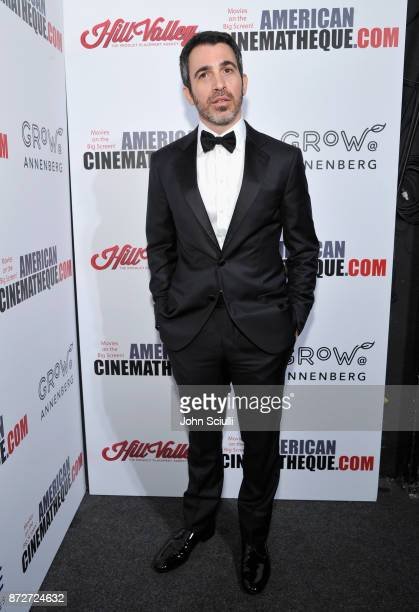 Chris Messina attends the 31st American Cinematheque Award Presentation Honoring Amy Adams Presented by GRoW @ Annenberg Presentation of The 3rd...