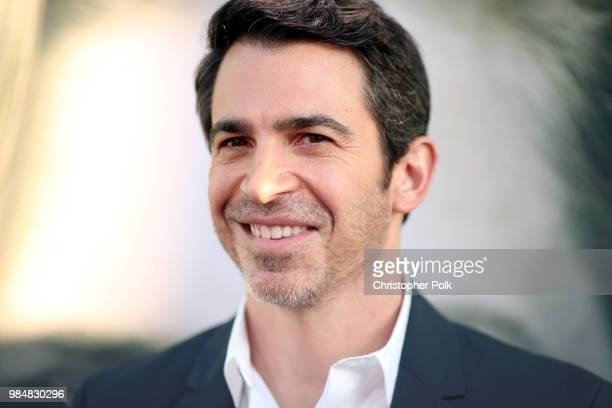 Chris Messina attends the premiere of HBO's 'Sharp Objects' at The Cinerama Dome on June 26, 2018 in Los Angeles, California.