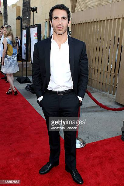 Chris Messina attends the 'Ruby Sparks' Los Angeles Premiere at American Cinematheque's Egyptian Theatre on July 19 2012 in Hollywood California