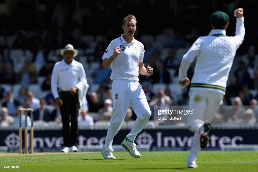 England v South Africa - 3rd Investec Test: Day One