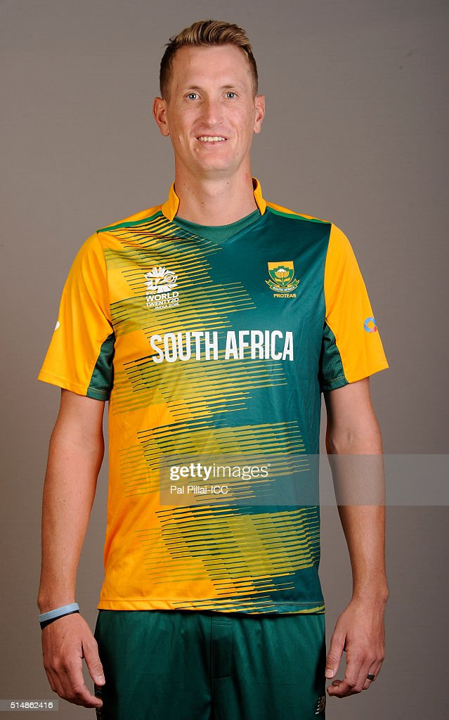 ICC World Twenty20 India 2016:  South Africa Headshots