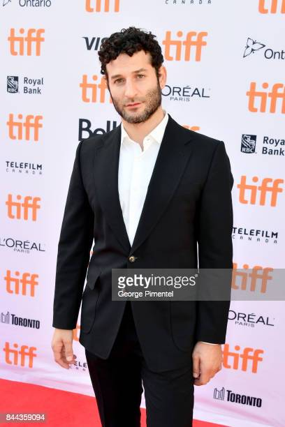 Chris Moukarbel attends the Gaga Five Foot Two premiere during the 2017 Toronto International Film Festival at Princess of Wales Theatre on September...