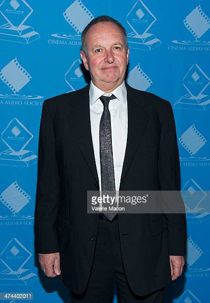 Chris Munro attends the 50th Annual CAS Awards From The Cinema Audio Society at Millennium Biltmore Hotel on February 22 2014 in Los Angeles...