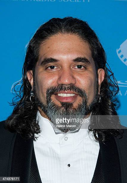 Chris Navaro attends the 50th Annual CAS Awards From The Cinema Audio Society at Millennium Biltmore Hotel on February 22 2014 in Los Angeles...
