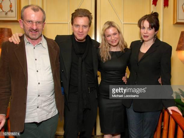 Chris Noonan Director Ewan McGregor Renee Zellweger and Emily Watson *Exclusive*