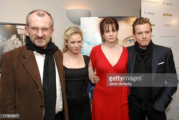 Chris Noonan director Renee Zellweger Emily Watson and Ewan McGregor
