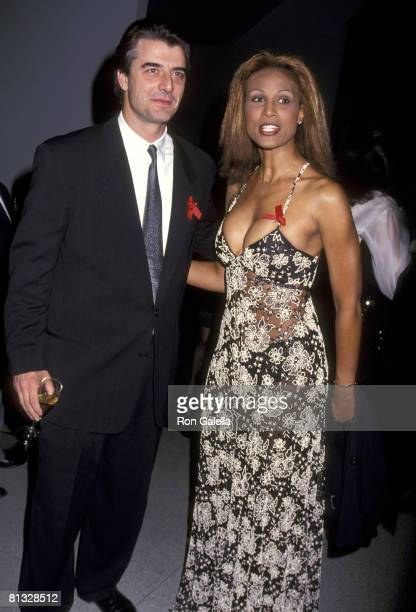 Chris Noth and Beverly Johnson
