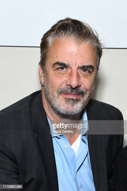 Chris Noth at The Domino Effect PreAwards Dinnner Benefiting Hurricane Dorian Relief Efforts In The Bahamas at Alice's Inside 1 Hotel on September 19...
