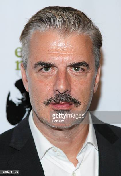 Chris Noth attends the 2014 Rainforest Action Network fundraiser at The Cutting Room on June 16 2014 in New York City