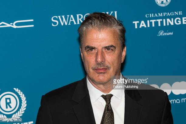 Chris Noth attends the 21st British Independent Film Awards at Old Billingsgate in the City of London December 02 2018 in London United Kingdom