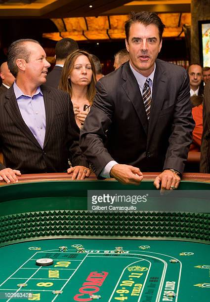 15 Chris Noth Launches Live Table Games At Parx Casino Photos And Premium High Res Pictures Getty Images