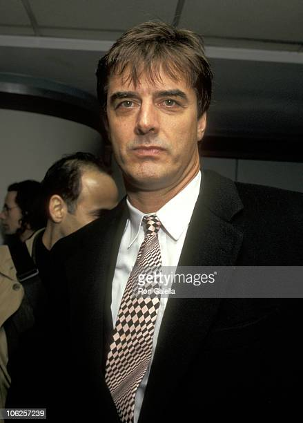 Chris Noth during 'The Substance of Fire' New York Premiere at Sony 19th St East Theater in New York City New York United States
