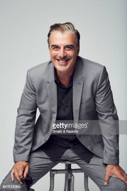 Chris Noth of Discovery Communications 'Discovery Channel Manhunt Unabomber' poses for a portrait during the 2017 Summer Television Critics...