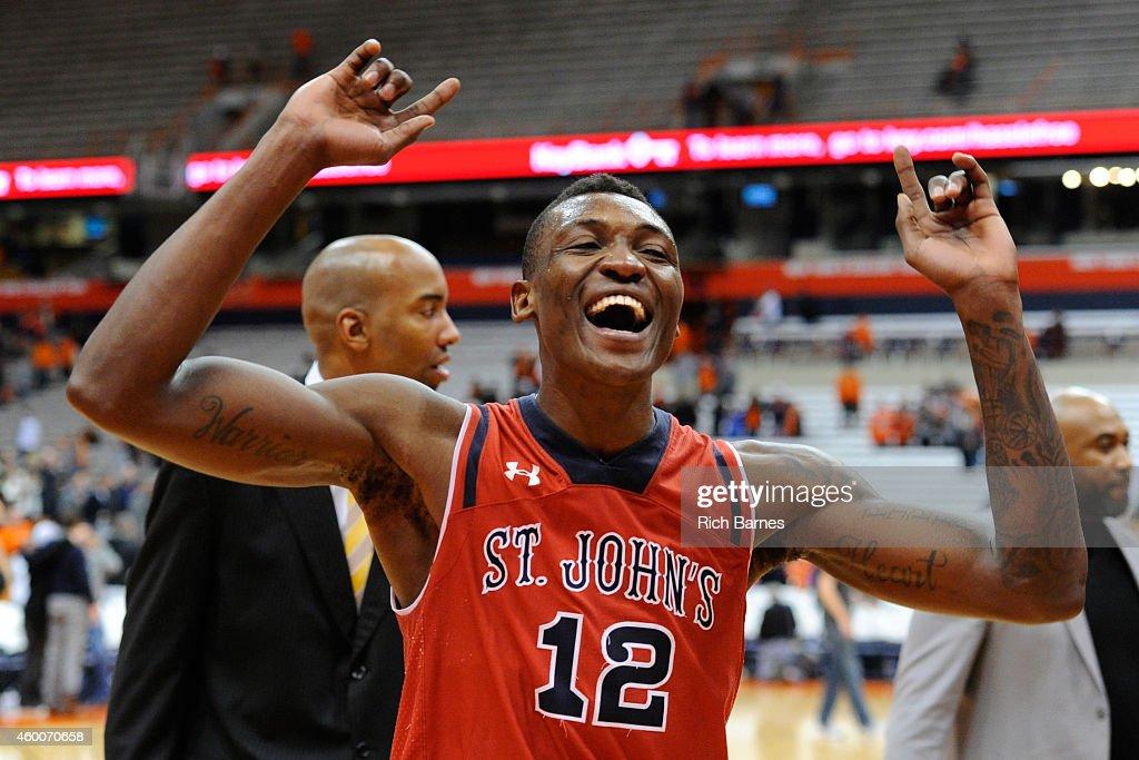 St John's v Syracuse : News Photo