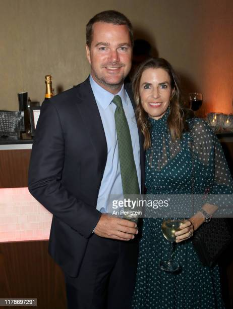 Chris O'Donnell and Caroline Fentress attend Save The Children's Centennial Celebration Once in a Lifetime at The Beverly Hilton Hotel on October 02...