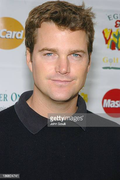 Chris O'Donnell at the 6th Annual Golf Classic benefiting the Elizabeth Glaser Pediatric AIDS Foundation
