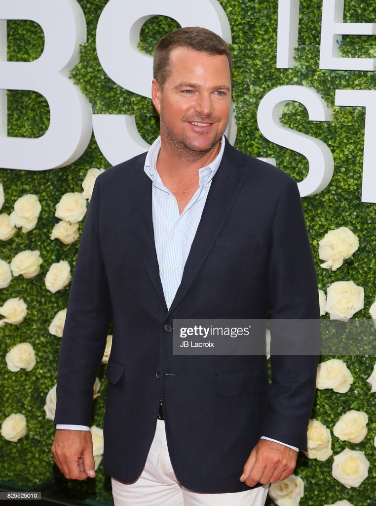 Chris O'Donnell attends the 2017 Summer TCA Tour - CBS Television Studios' Summer Soiree on August 01 in Studio City, California.