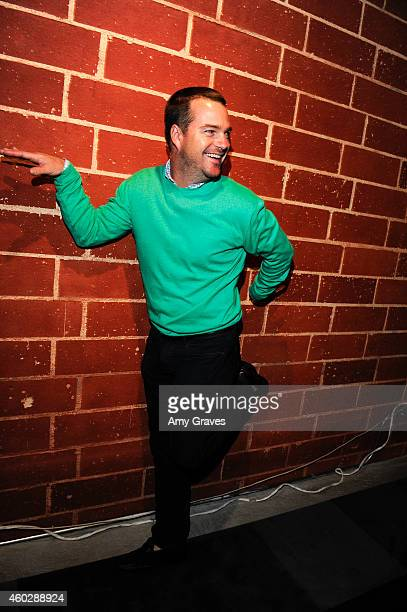 Chris O'Donnell attends the JohnnieO Holiday Party at johnnieO Mission Control on December 10 2014 in Los Angeles California