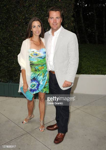 Chris O'Donnell attends the Natural Resources Defense Council's Ocean Initiative Benefit Hosted By Chanel on June 4 2011 in Malibu California