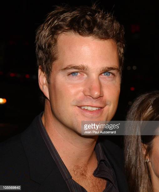 Chris O'Donnell during 'Kinsey' Los Angeles Premiere Arrivals at Mann Village in Westwood California United States