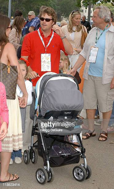 Chris O'Donnell during NRDC Day Of Discovery Fair Arrivals at Wadsworth Theater Grounds in Westwood California United States