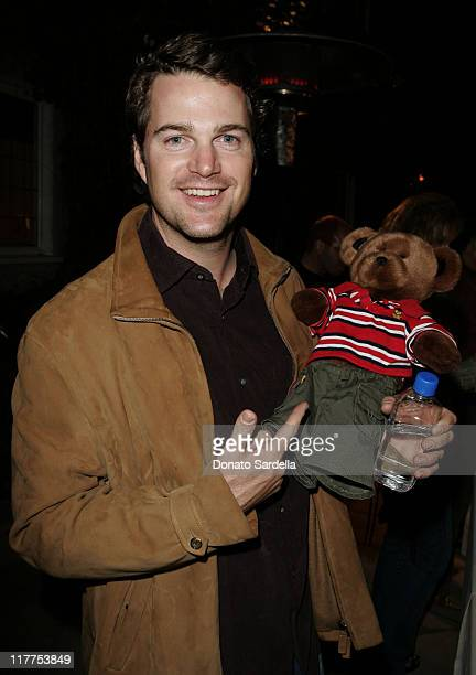 Chris O'Donnell during Stars Make Their Voices Heard at a Silent Auction for Lollipop Theater Network at Private Home in Beverly Hills California...