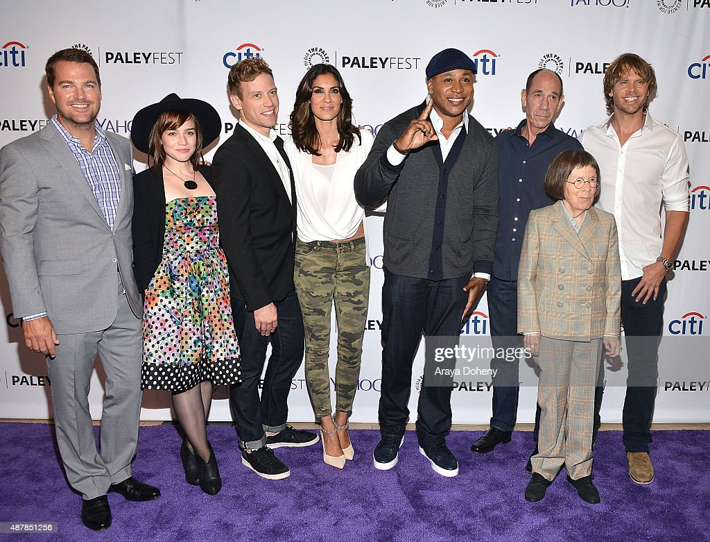 "The Paley Center For Media's PaleyFest 2015 Fall TV Preview - ""NCIS: Los Angeles"""