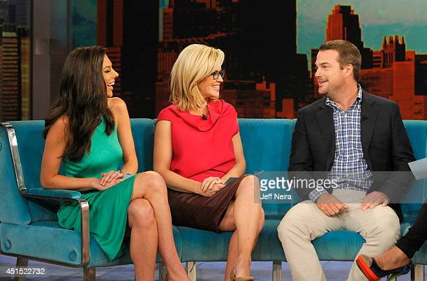 THE VIEW Chris O'Donnell visits 'THE VIEW' airing Wednesday July 2 2014 on the ABC Television Network