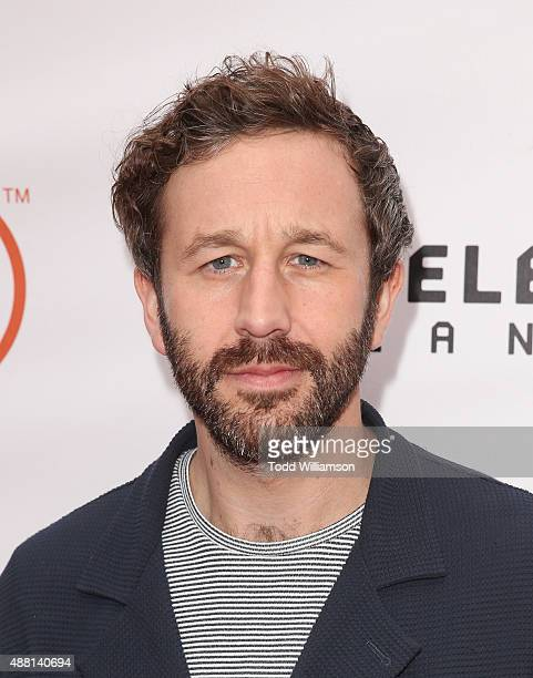 Chris O'Dowd attends the 2015 Toronto International Film Festival The Program Premiere at Roy Thomson Hall on September 13 2015 in Toronto Canada