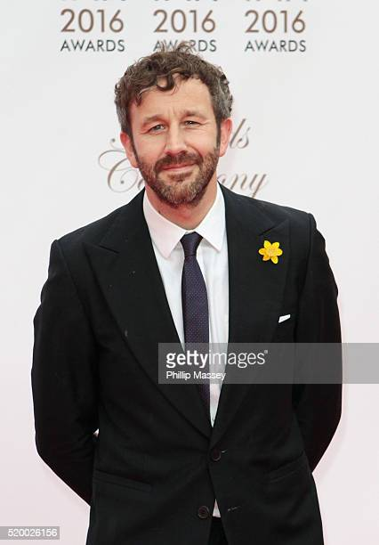Chris O'Dowd attends the 2016 IFTA Film Drama Awards at Mansion House on April 9 2016 in Dublin Ireland