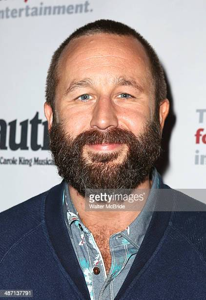 Chris O'Dowd attends the Actors Fund Benefit Performance of 'Beautiful The Carole King Musical' at Stephen Sondheim Theatre on April 27 2014 in New...