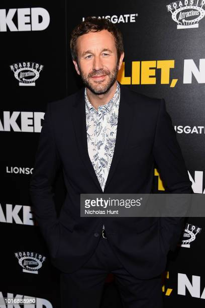 Chris O'Dowd attends the Juliet Naked New York Premiere at Metrograph on August 14 2018 in New York City