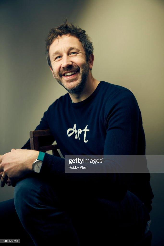 Chris O'Dowd from the film 'Juliet, Naked' poses for a portrait at the YouTube x Getty Images Portrait Studio at 2018 Sundance Film Festival on January 19, 2018 in Park City, Utah.