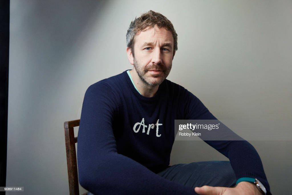 Chris O'Dowd from the film 'Juliet, Naked' poses for a portrait at the YouTube x Getty Images Portrait Studio at 2018 Sundance Film Festival on January 21, 2018 in Park City, Utah.