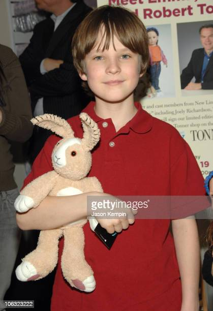Chris O'Neil during The Last Mimzy Doll Signing At FAO Schwarz March 19 2007 at FAO Schwarz in New York City New York United States