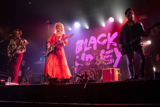 GBR: Black Honey Performs At Heaven, London