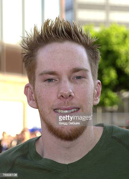 Chris Owen at the Mann National Theatre in Westwood California