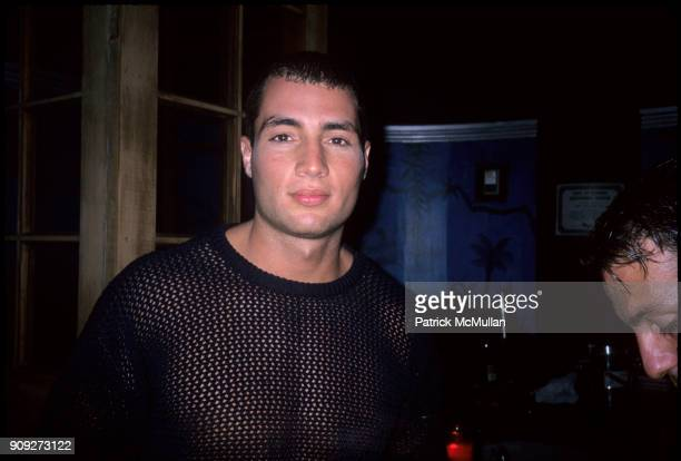 Chris Paciello at an event on November 22 1995
