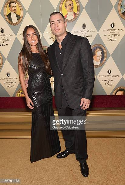 Chris Paciello attends at InterContinental Hotel on November 2 2013 in Miami Florida