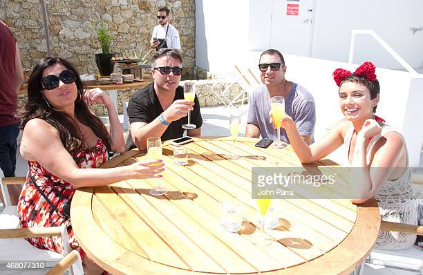 Chris Paciello attends the Size Brunch At The 1 Hotel South Beach With Ciroc Vodka DeLeon Tequila PHHHOTOcom Produced By The Cult Collective Group...