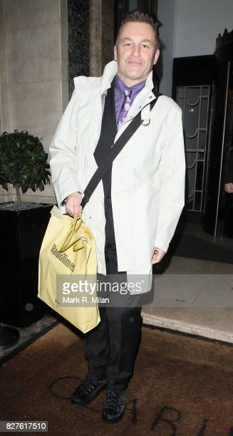 Chris Packham attends the Radio Times Covers Party at Claridges Hotel on January 29 2013 in London England