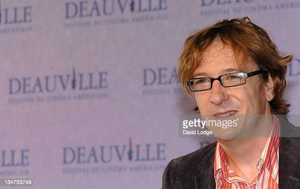 "Chris Paine during 32nd Deauville American Film Festival - ""Who Killed the Electric Car"" Photocall at Deauville Film Festival in Deauville, France."