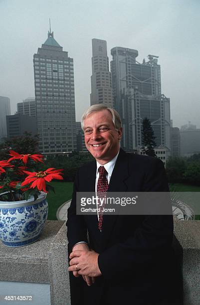 Chris Patten at the Governor's House which overlooks Central Hong Kong He served as Great Britain's last colonial Governor of Hong Kong from April...