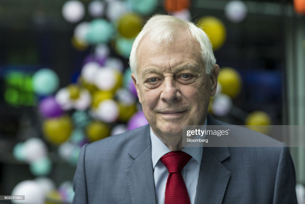 Hong Kong's Last Colonial Governor Chris Patten Interview