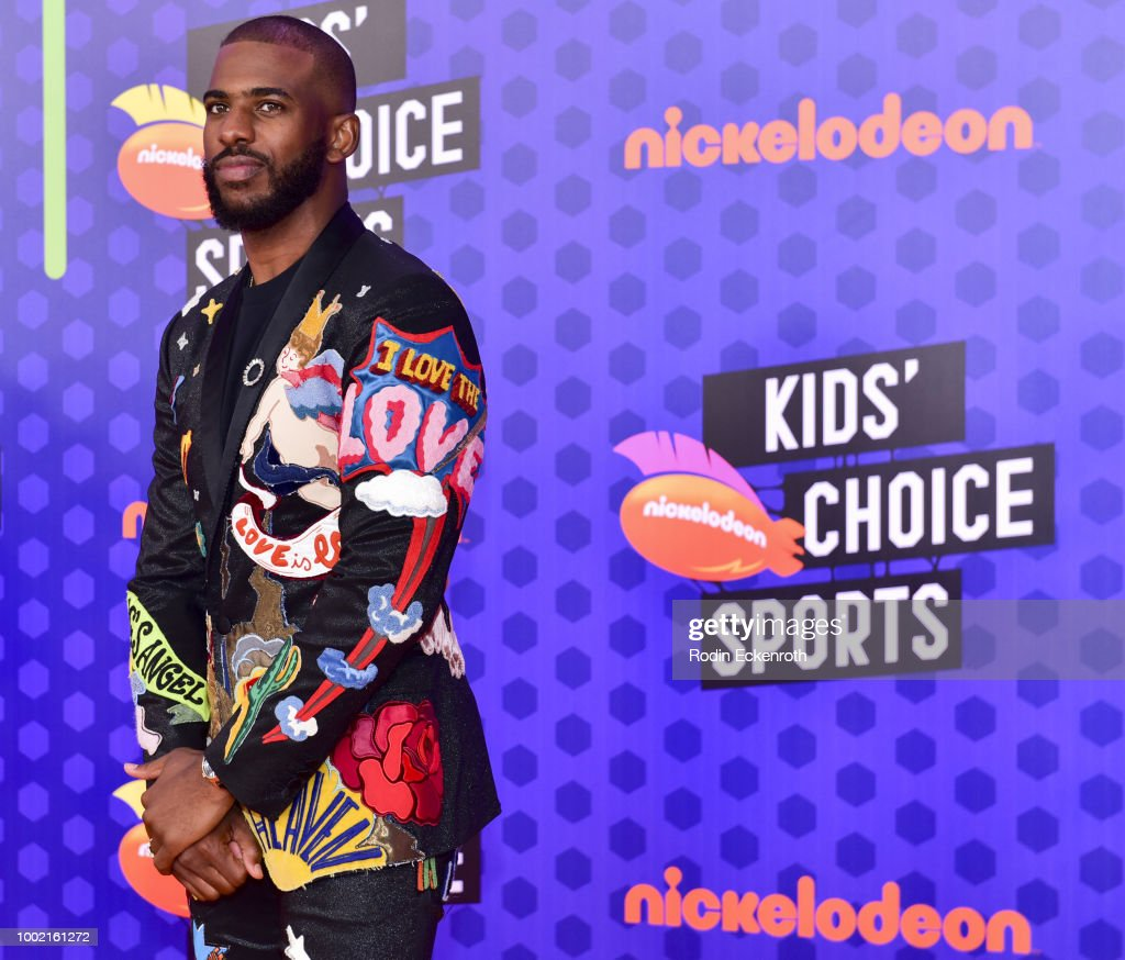 2018 Nickelodeon Kids' Choice Sports