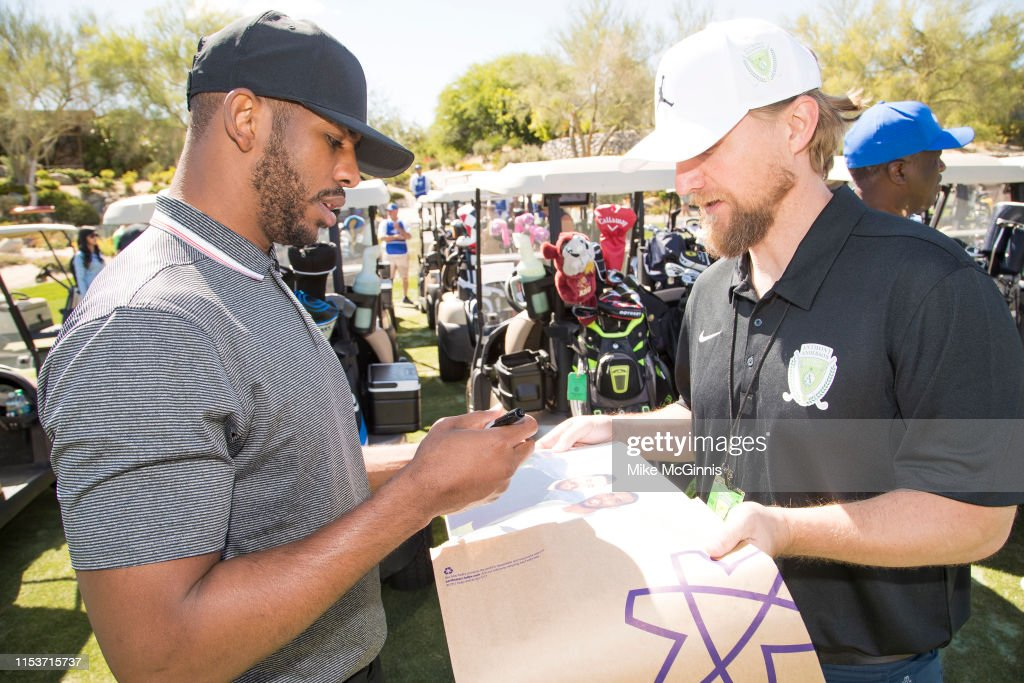 3rd Annual Anthony Anderson Celebrity Golf Classic Day 2 : News Photo